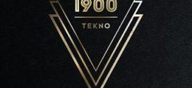 1900 -Tekno, omslag