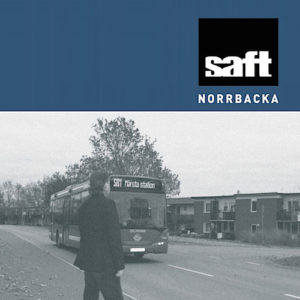 Saft - Norrbacka, omslag