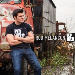 Rod Melancon - omslag