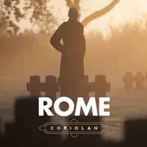 Rome - Coriolan, omslag