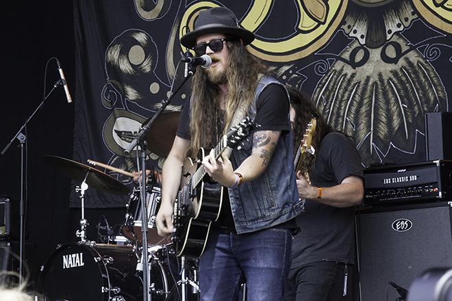 Sweden Rock Festival 2016, Banditos