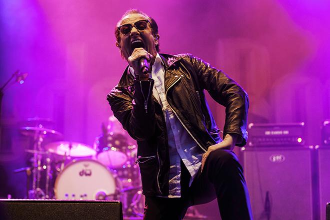 Sweden Rock Festival 2016, Graham Bonnet