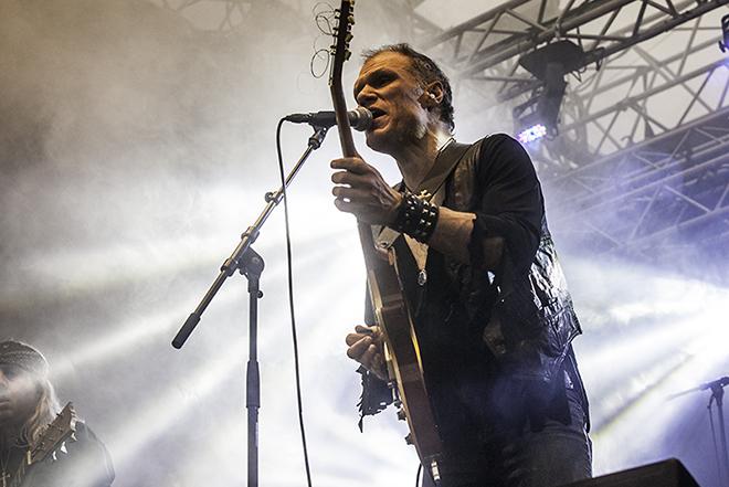 Sweden Rock Festival 2016, Slough Feg
