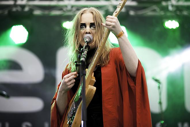 Sweden Rock Festival 2016, The Presolar Sands