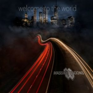 Massive Wagons -Welcome To The World, omslag