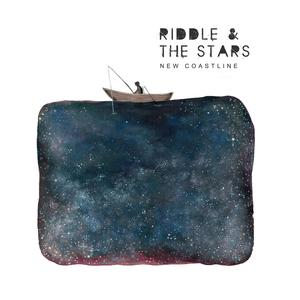 Riddle & The Stars - New Coastline, omslag