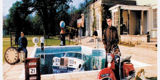 Oasis återutger Be Here Now
