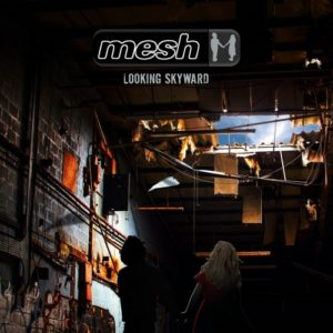 Mesh - Looking Skyward - Omslag