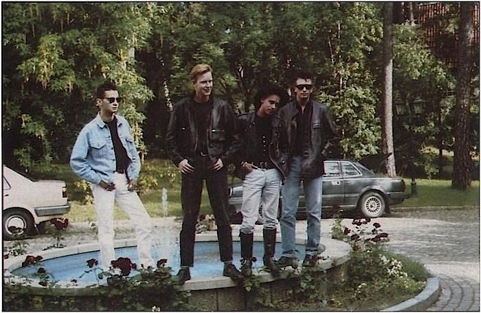 Pressbild Lidingö Stockholm 1987 (Jaan Orvet)Zero