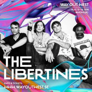 The Libertines Way Out West