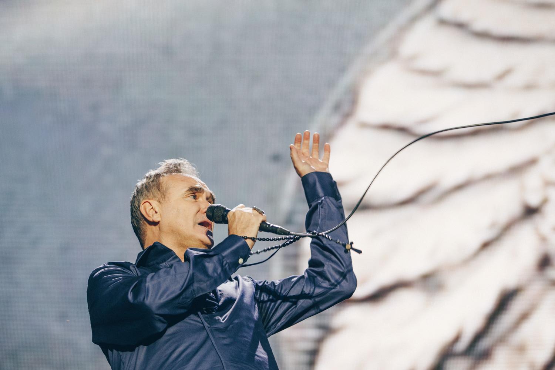 Morrissey Foto: Annika Berglund