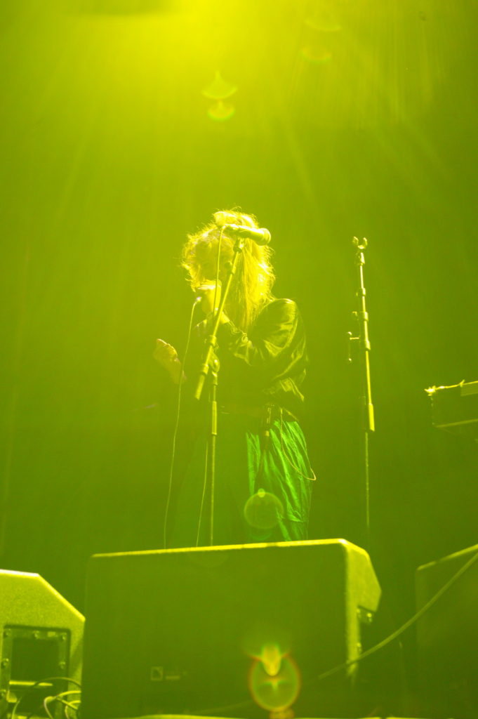 Niki & The Dove på Popagandafestivalen 2016. Foto: Ernst Adamsson Borg.