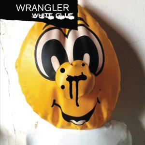 Wrangler - White Glue, omslag