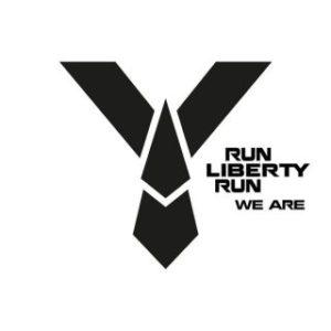 Run Liberty Run -We Are, omslag