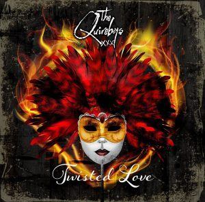 The Quireboys - Twisted Love, omslag