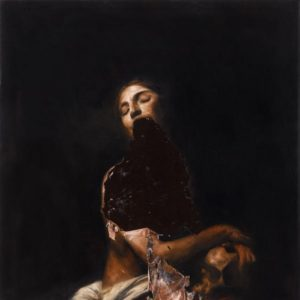 The Veils - Total Depravity, omslag
