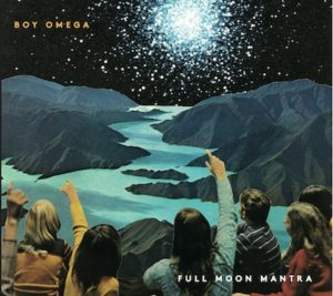 Boy Omega - Full Moon, omslag