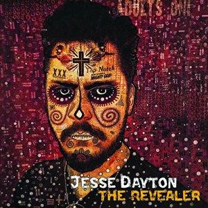 Jesse Dayton - Revealer, omslag