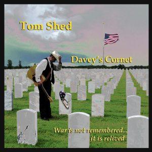Tom Shed - Davey´s Cornet, omslag
