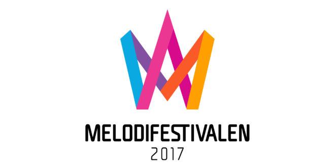 Melodifestivalen 2017 - logo
