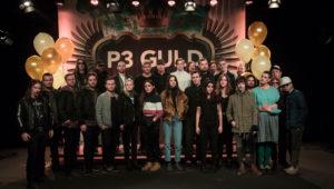P3 Guld - Nominerade - 2017