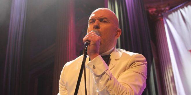 Lustans Lakejer live på Nalen i Stockholm den 17 november 2016. Foto: Ernst Adamsson Borg.
