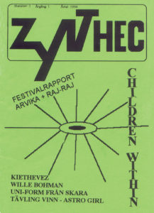 Zynthec #1 1994