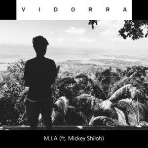 M.I.A COVER ART