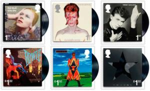 David Bowie Royal Mail