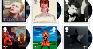 David Bowie Royal Mail