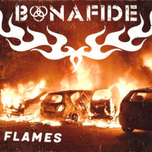 Bonafide - Flames, omslag