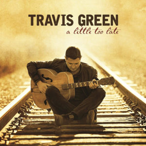 travis green - little late, omslag