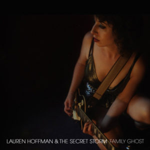 Lauren Hoffman - Family Ghost, omslag