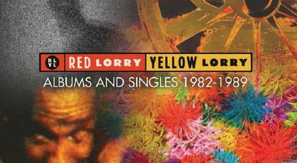 RED-LORRY-YELLOW-LORRY-73 tracks spanning 4 CDs!