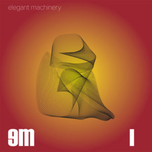 elegant machinery - EP1, omslag