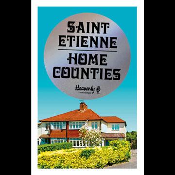 Saint Etienne Home Counties
