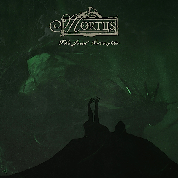 Mortiis The Great Corrupter Cover