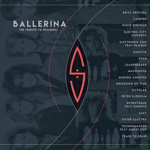 Ballerina cover
