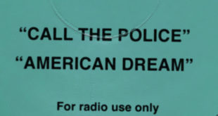 LCD Soundsystem: Call the Police / American Dream