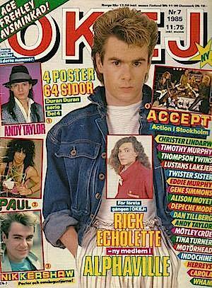 OKEJ 1985-Nik