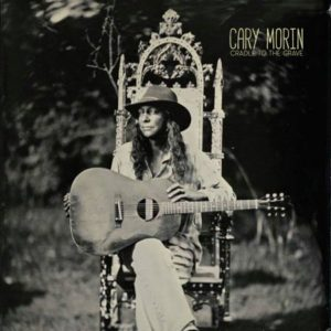 Cary Morin -Cradle To The Grave, omslag