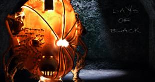 Clan Of Xymox -Days Of Black, omslag