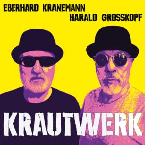 Eberhard Kranemann & Harald Grosskopf -Krautwerk, omslag