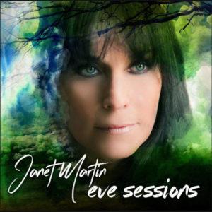Janet Martin - Eve Sessions, omslag