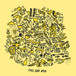 Mac DeMarco - This Old Dog, omslag