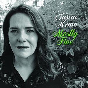 Susan Kane -Mostly Fine, omslag