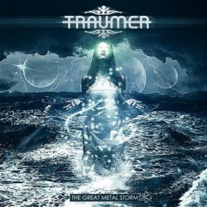 Traumer -The Great Metal Storm, omslag