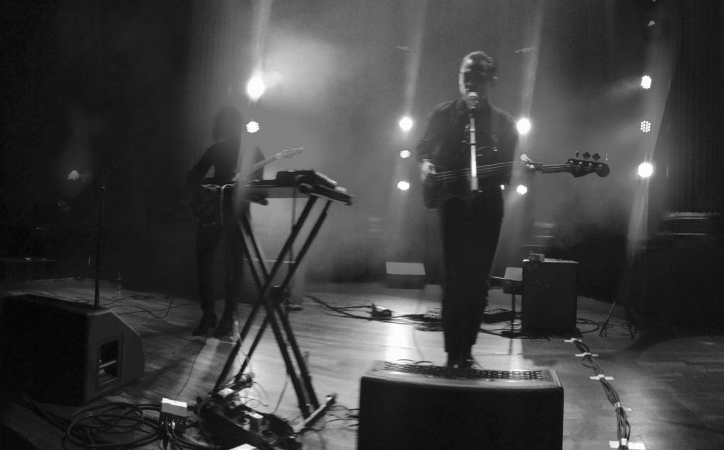 Lebanon Hanover på Klubb Död, Nalen i Stockholm, den 15 september 2017. Foto: Martin Sernestrand.
