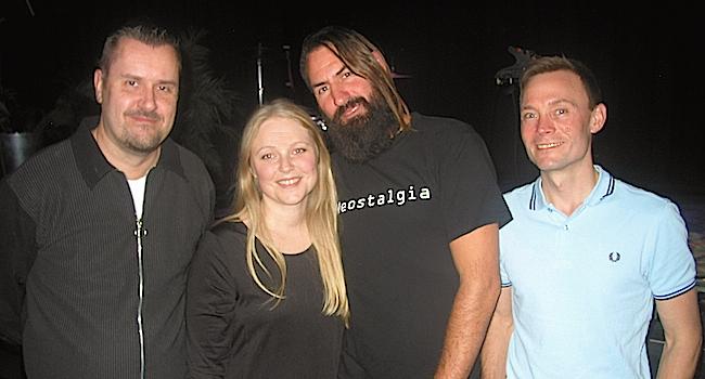 Martin, Tina, Steve, Killen