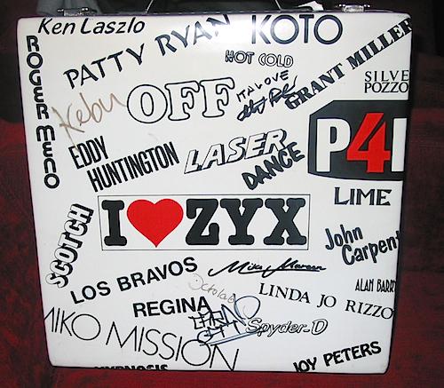 ZYX-bag